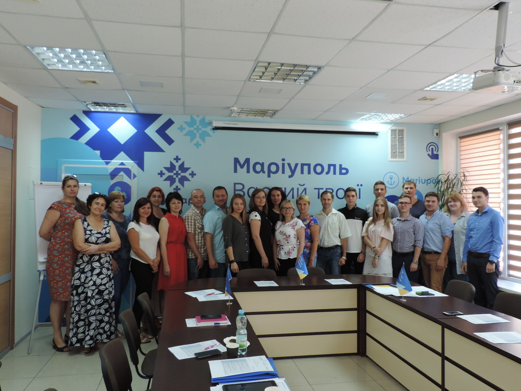 On July 13, Friday, the last working meeting in the east of Ukraine was held on the implementation of the initiative