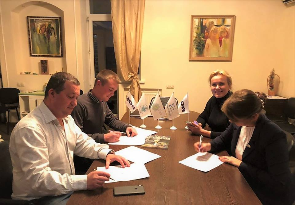 """International Media Group Diplomat"". Memorandum of Cooperation."