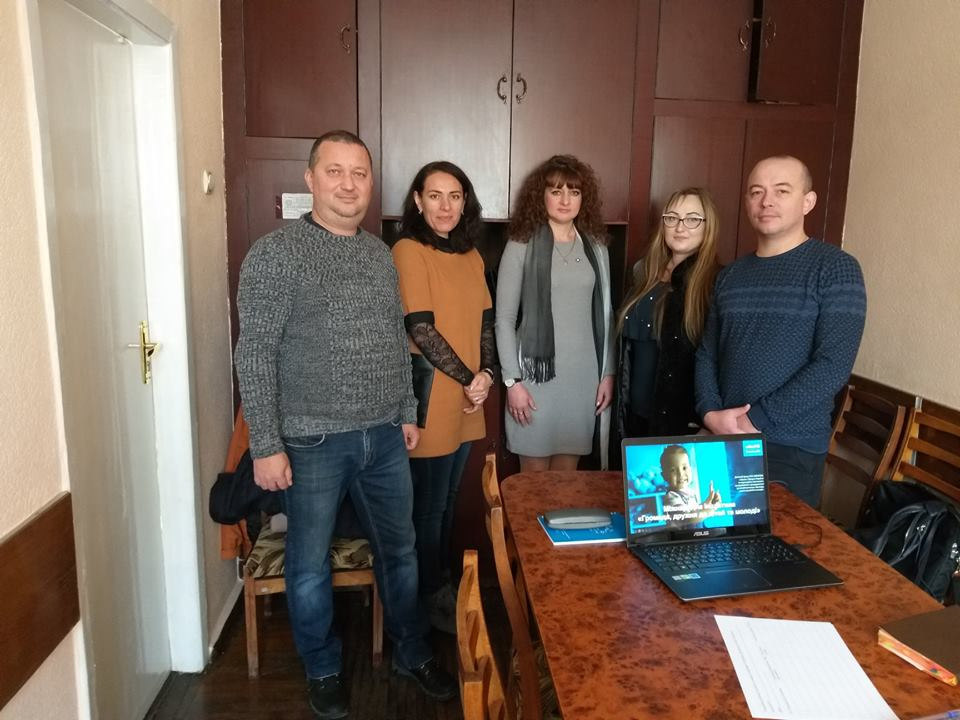 Two working meetings on the implementation of the initiative with Novopskovska ATH and the city of Bakhmut.
