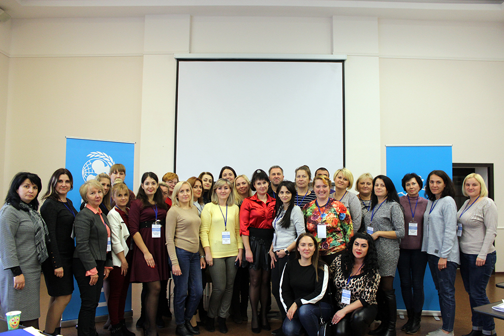 The movement of Ukrainian communities, friendly to children and youth. The well-being of children is our common cause!